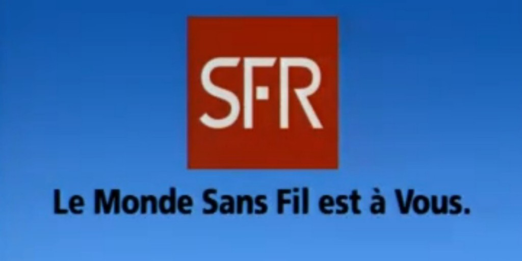SFR à ses débuts