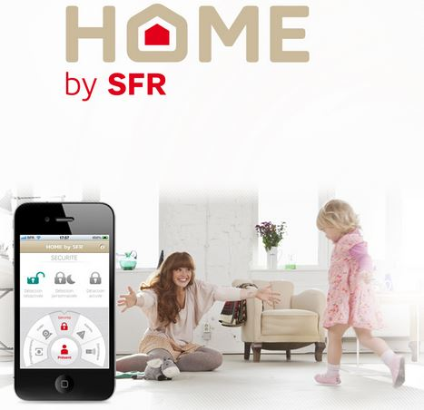 La domotique de SFR